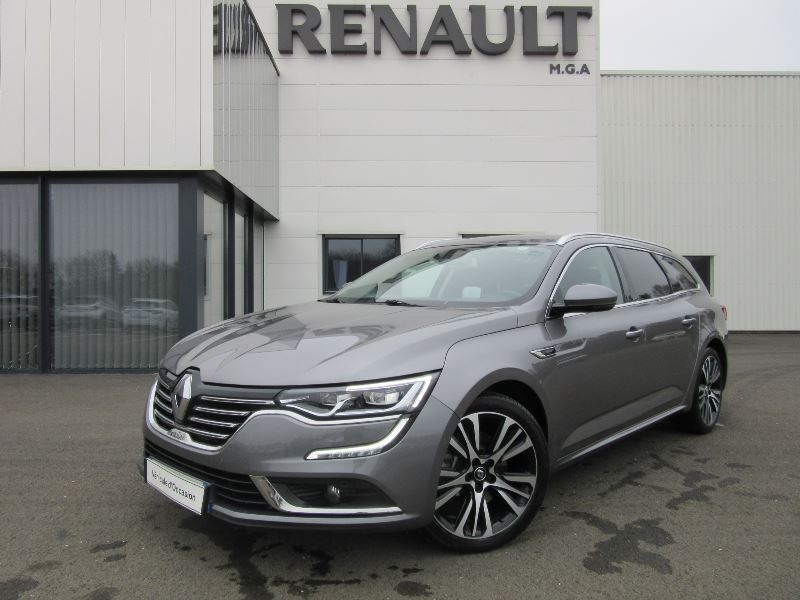 renault talisman estate 1 6 dci 160ch energy initiale paris edc d occasion bruz mga bruz. Black Bedroom Furniture Sets. Home Design Ideas