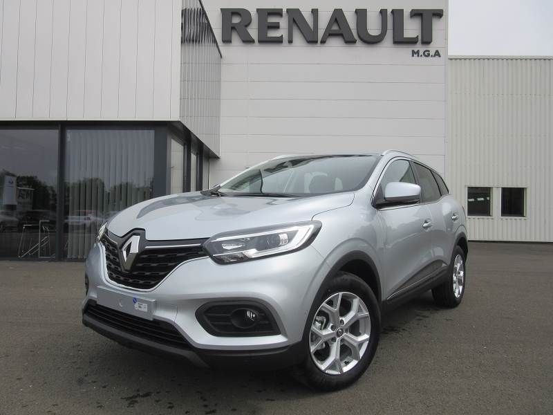 Renault KADJAR PH.2 1.3 TCE 140CH FAP BUSINESS + CAMERA Essence GRIS HIGHLAND Occasion à vendre