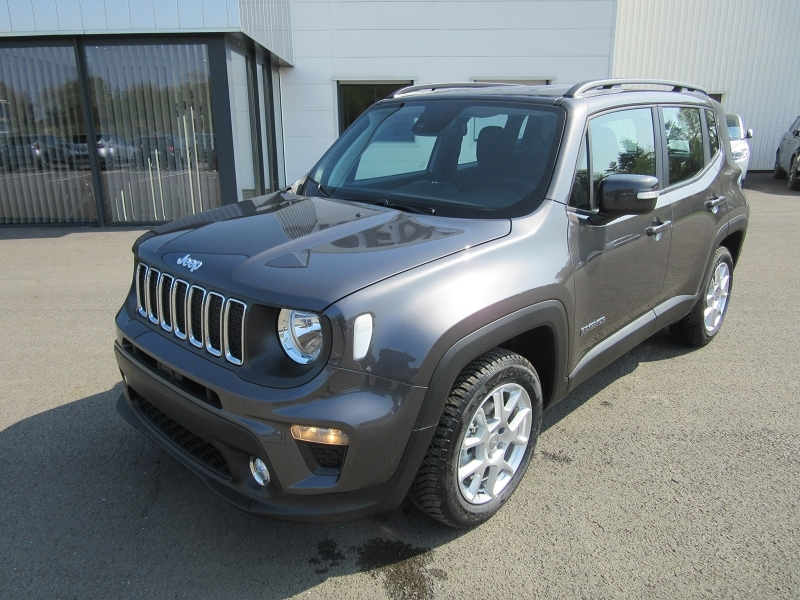 Photo 2 de l'offre de JEEP RENEGADE 1.0 GSE T3 120CH LONGITUDE BUSINESS -24% à 19980€ chez MGA Bruz