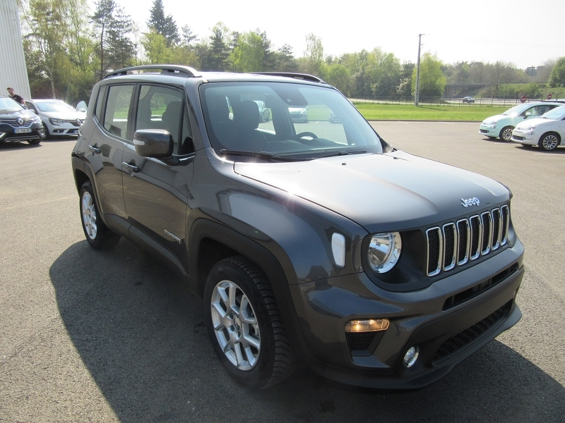 Photo 3 de l'offre de JEEP RENEGADE 1.0 GSE T3 120CH LONGITUDE BUSINESS -24% à 19980€ chez MGA Bruz