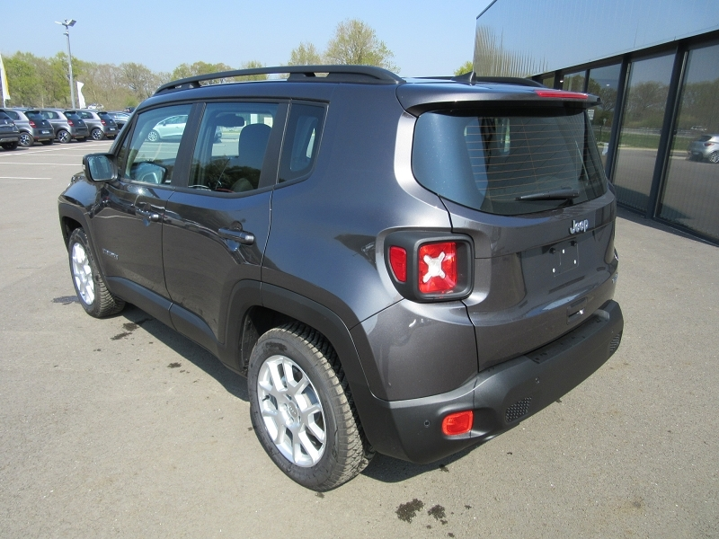Photo 5 de l'offre de JEEP RENEGADE 1.0 GSE T3 120CH LONGITUDE BUSINESS -24% à 19980€ chez MGA Bruz